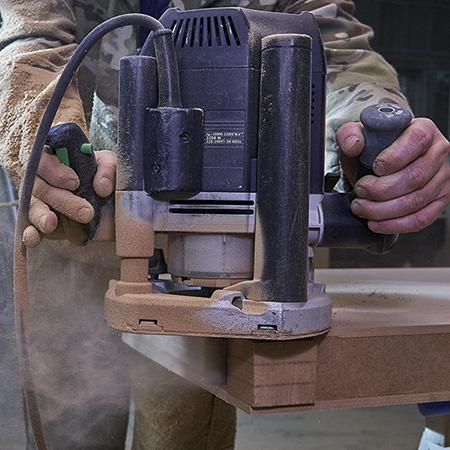 Custom Wood Furniture / Case Goods